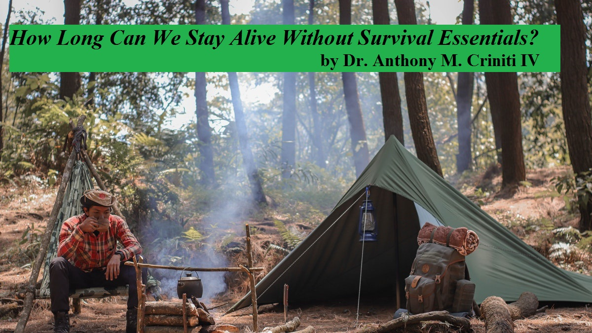 Survival Essentials 2 With Title